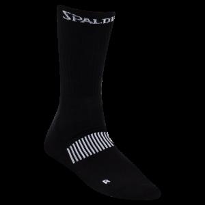 spalding colored socks schwarz