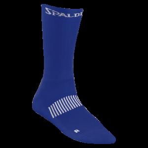 Spalding Socken blau