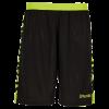 Spalding Shorts schwarz neon