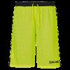 Spalding shorts schwarz neon alt
