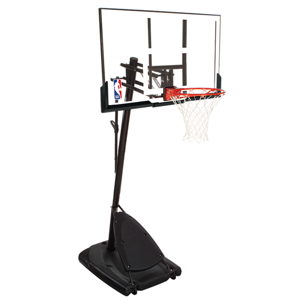 Spalding Korbanlage NBA silber