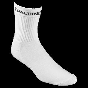 Spalding crew socks weiß