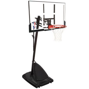 Spalding NBA Silber Basketball Korb