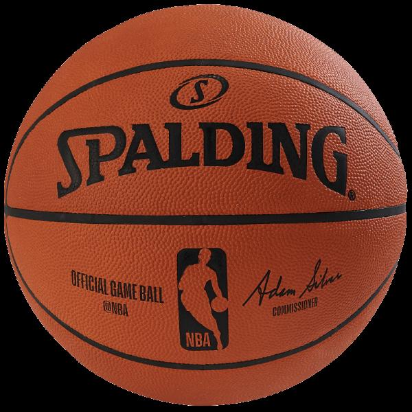 Spalding Basketball NBA Game Ball
