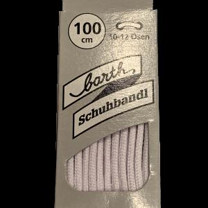 Barth Schnürsenkel weiß