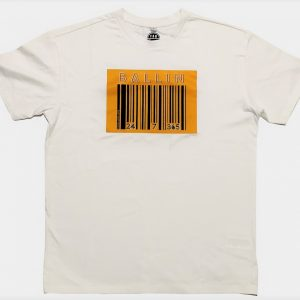 BALLIN T-Shirt weiß