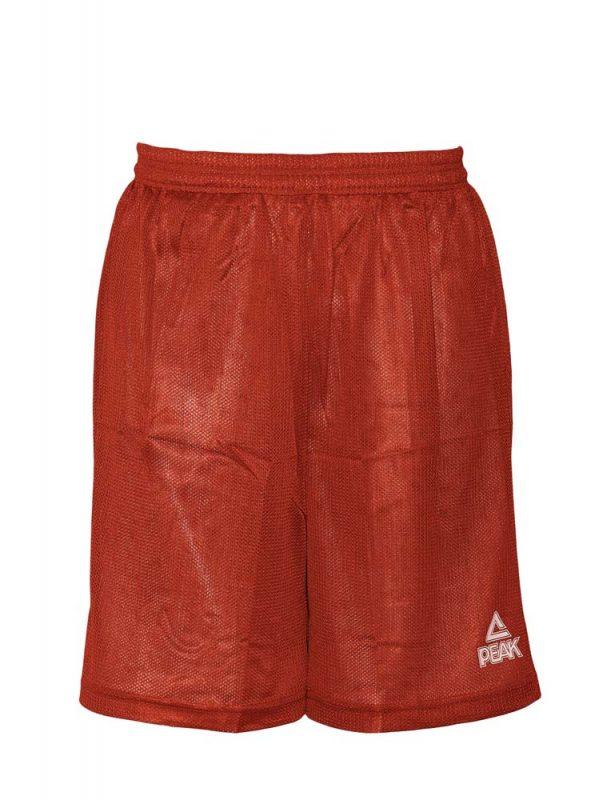 Peak Shorts rot weiß