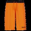 Spalding Shorts schwarz orange alt
