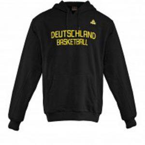 Deutschland Basketball Hoodie