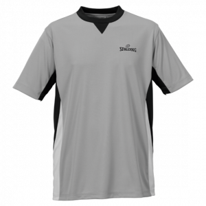 Spalding Schiedsrichter Shirt grau