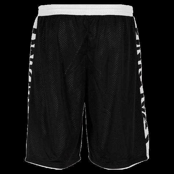 spalding shorts black back