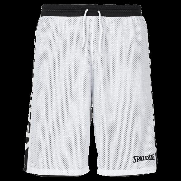 spalding shorts black alt