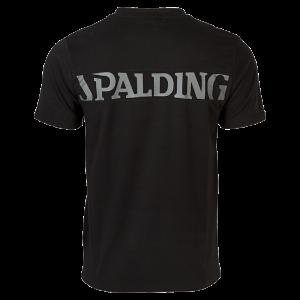 Spalding Street T-Shirt schwarz alt